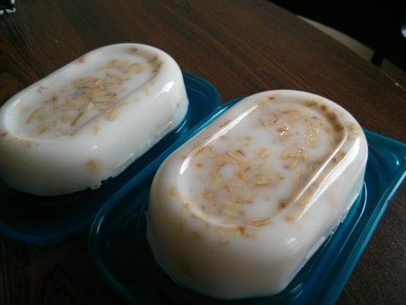 Final Oatmeal Shea Butter Soap